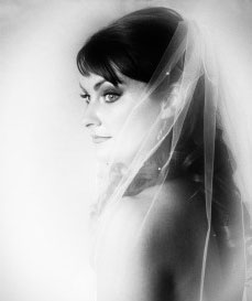 wertman photography bridal portrait