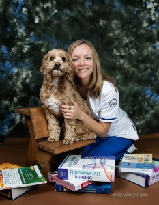 nursing school and pets