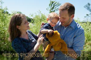 family interaction photo