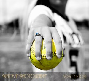 senior ring softball