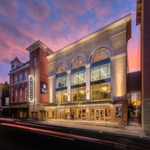 Maryland theatre Facade