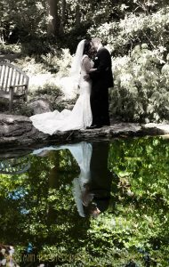 wedding reflection